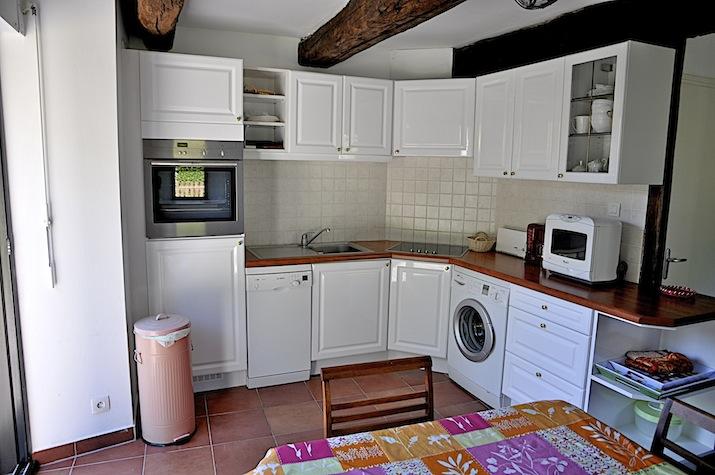 La maison for Tarif cuisine amenagee